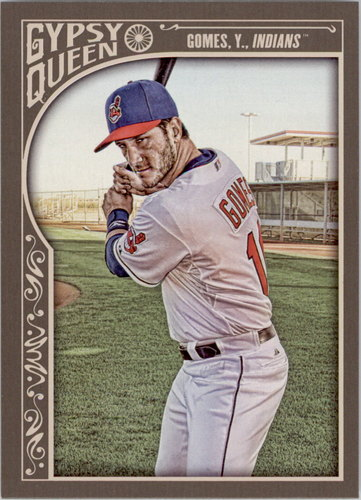 Photo of 2015 Topps Gypsy Queen #257 Yan Gomes