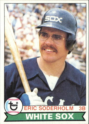 Photo of 1979 Topps #186 Eric Soderholm