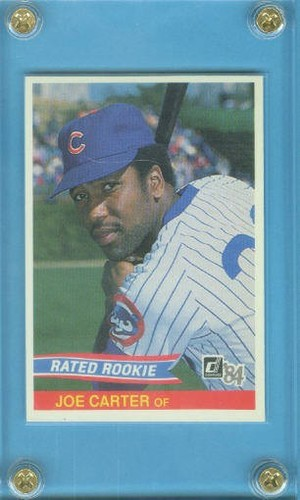 Photo of 1984 Donruss #41 Joe Carter RR RC
