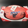 NFL - Saints Drew Brees Signed Authentic Football W/ 100 Seasons Logo