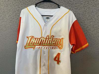 Julio Carreras Lowriders jersey