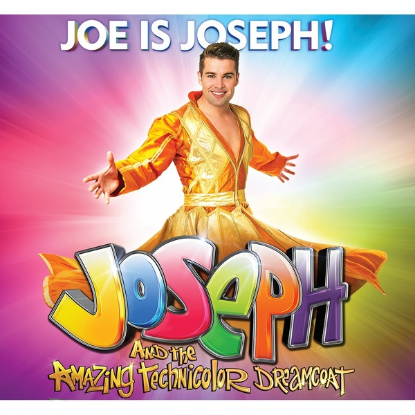 Photo of Joseph and the Amazing Technicolor Dreamcoat with Hilton Nottingham
