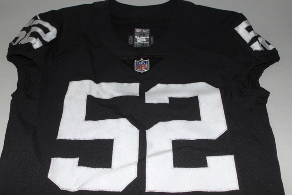 authentic raiders jersey