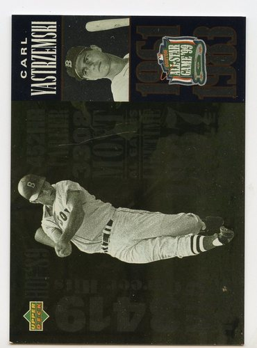 Photo of 1999 FanFest Yastrzemski #3 Carl Yastrzemski/Upper Deck