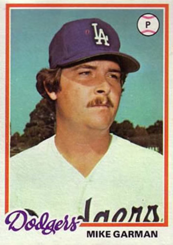 Photo of 1978 Topps #417 Mike Garman DP