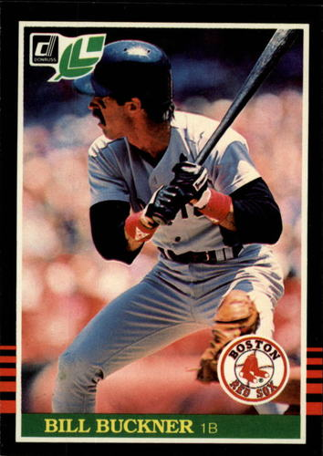 Photo of 1985 Leaf/Donruss #254 Bill Buckner