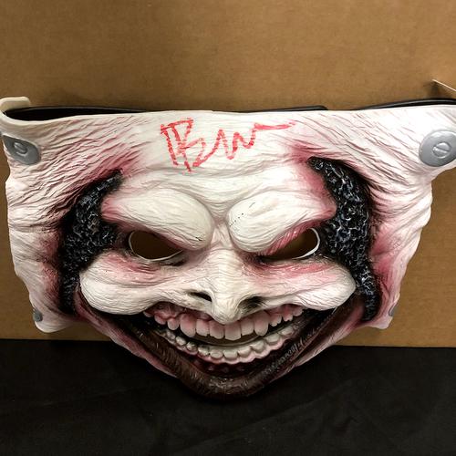 Bray Wyatt SIGNED The Fiend Replica Mask