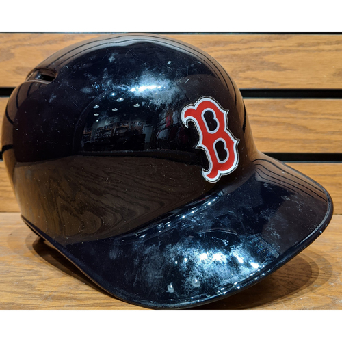 Photo of Rusney Castillo #38 Team Issued Batting Helmet