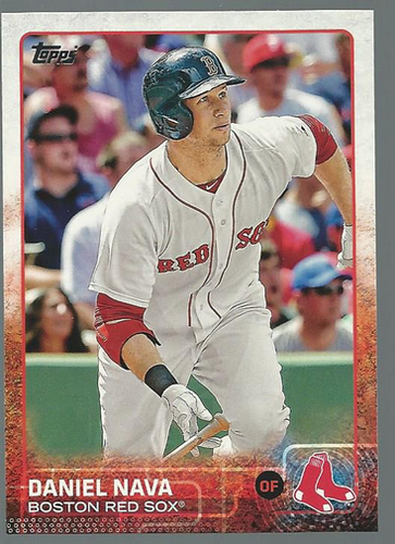 Photo of 2015 Topps #112 Daniel Nava