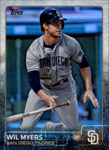 Photo of 2015 Topps Rainbow Foil #684 Wil Myers