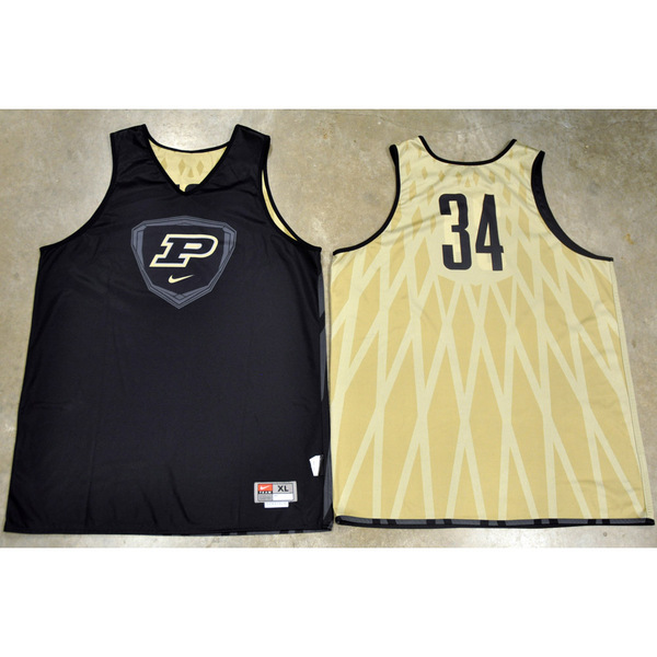 Photo of Nike Men's Basketball Official Practice Jersey // Net // No. 34