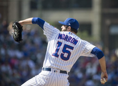 Photo of Pre-Game Meet and Greet with Cubs Pitcher Brandon Morrow and 4 Tickets to Brewers vs. Cubs Game on 9/10/18