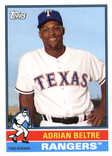 Photo of 2015 Topps Archives #195 Adrian Beltre