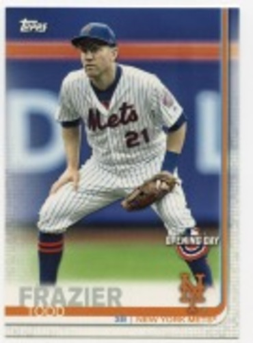 Photo of 2019 Topps Opening Day #149 Todd Frazier