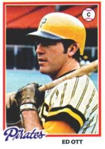 Photo of 1978 Topps #28 Ed Ott