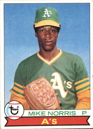 Photo of 1979 Topps #191 Mike Norris