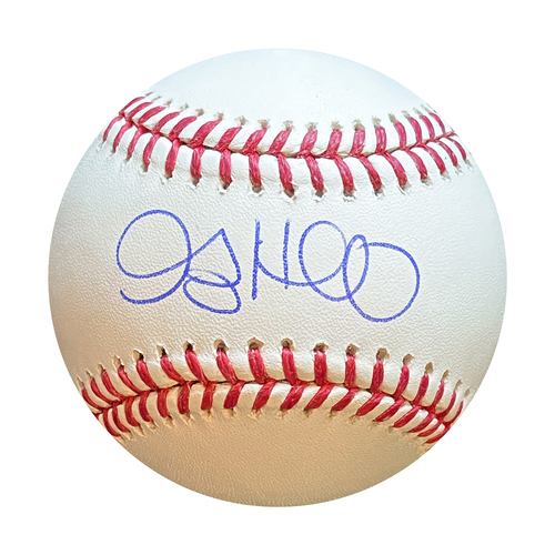 Photo of Autographed Baseball: Greg Holland