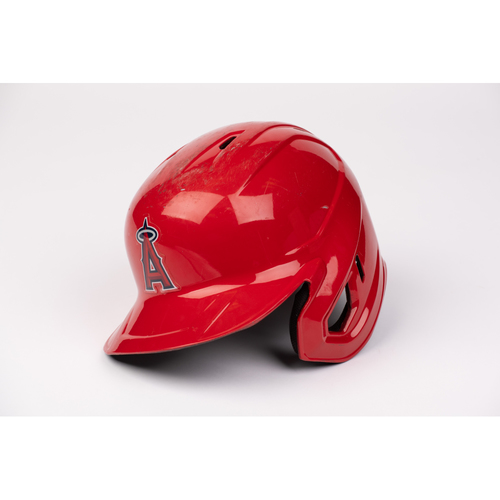 Photo of David Fletcher 2020 Team Issued Helmet