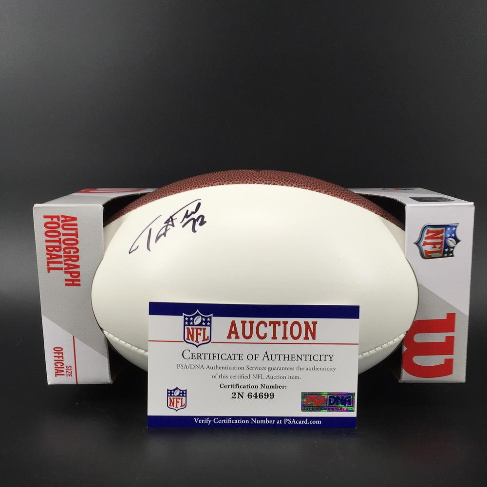 NFL - Saints Terron Armstead Signed Panel Ball