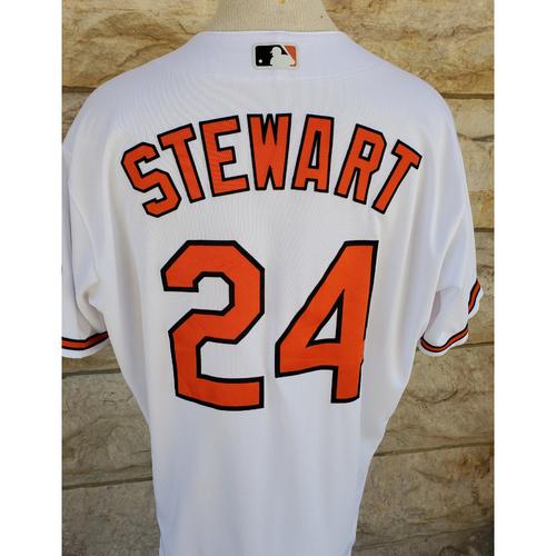 Photo of DJ Stewart: Jersey - Game Used