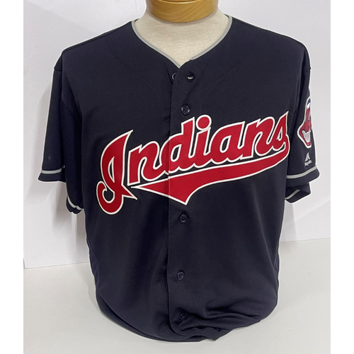 Photo of Team Issued Francisco Lindor Jersey - 2019 Season