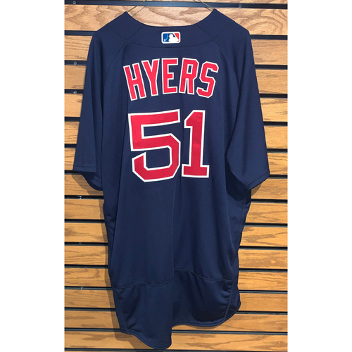Photo of Tim Hyers Team Issued 2020 Road Alternate Jersey