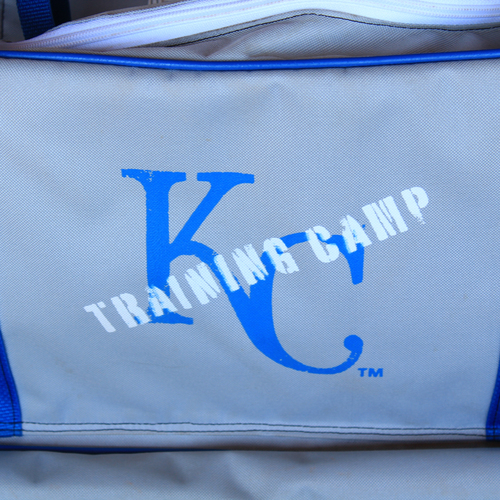 Photo of Team-Issued 2021 Spring Training Bag: #77