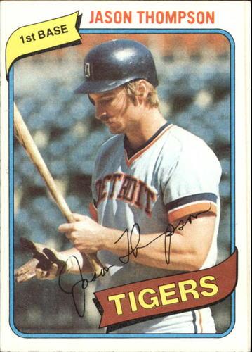Photo of 1980 Topps #150 Jason Thompson