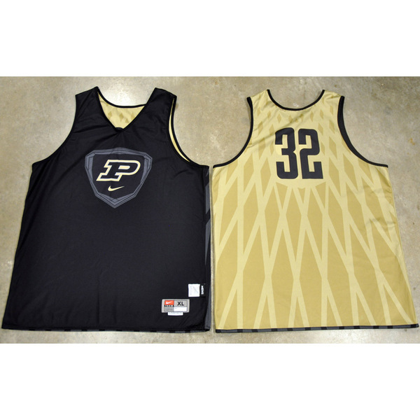 Photo of Nike Men's Basketball Official Practice Jersey // Net // No. 32