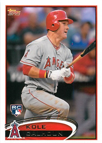 Photo of 2012 Topps Update #US157 Kole Calhoun RC
