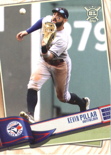 Photo of 2019 Topps Big League #260 Kevin Pillar