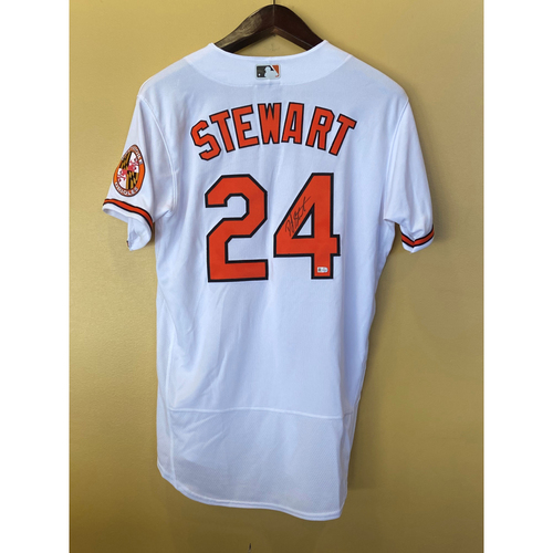 Photo of DJ Stewart: Jersey (Autographed)