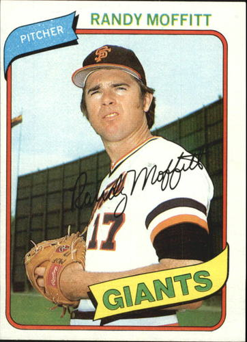Photo of 1980 Topps #359 Randy Moffitt