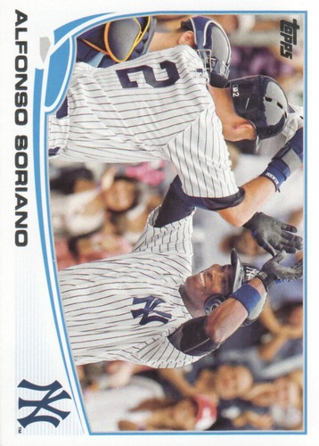 Photo of 2013 Topps Update #US212 Alfonso Soriano