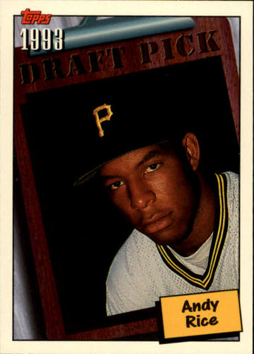 Photo of 1994 Topps #208 Andy Rice RC