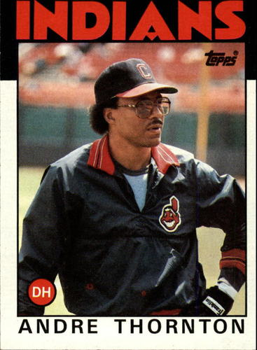 Photo of 1986 Topps #59 Andre Thornton