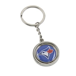 Toronto Blue Jays Spinning Logo Keychain by Aminco