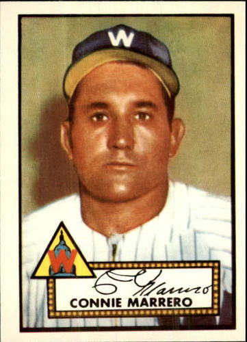 Photo of 1983 Topps 1952 Reprint #317 Conrado Marrero