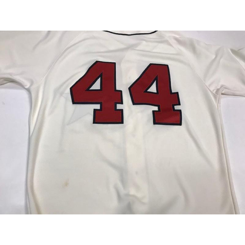 Photo of Game-Used Jersey: Daniel Norris Detroit Stars Jersey