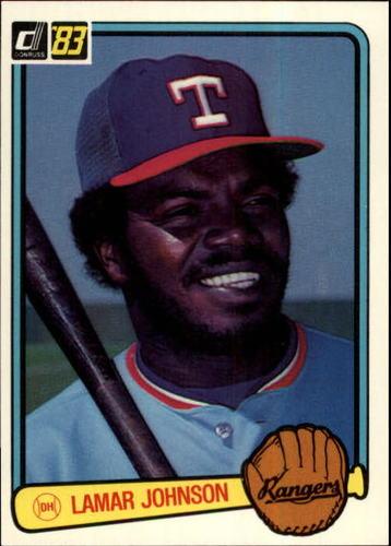 Photo of 1983 Donruss #142 Lamar Johnson