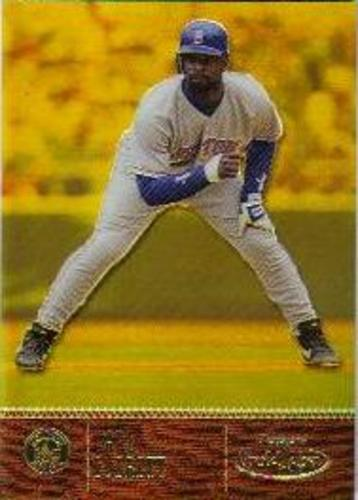 Photo of 2001 Topps Gold Label Class 2 Gold #89 Carl Everett