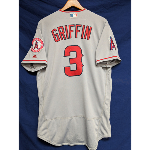 Photo of Alfredo Griffin Team-Issued Road Jersey