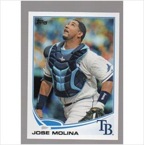 Photo of 2013 Topps #492 Jose Molina