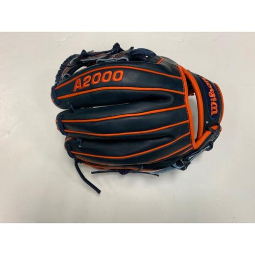 Autographed Miguel Cabrera Fielding Glove- Wilson 42000 Model