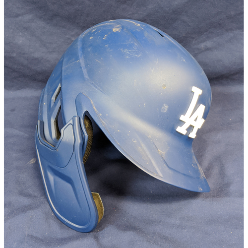 Photo of Joc Pederson Team Issued 2019 Batting Helmet