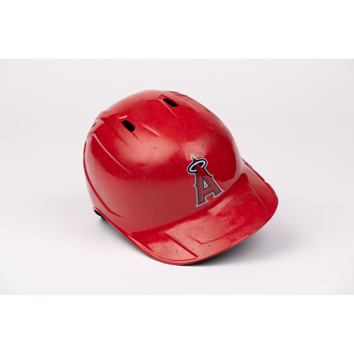 Photo of Justin Upton 2020 Team Issued Helmet