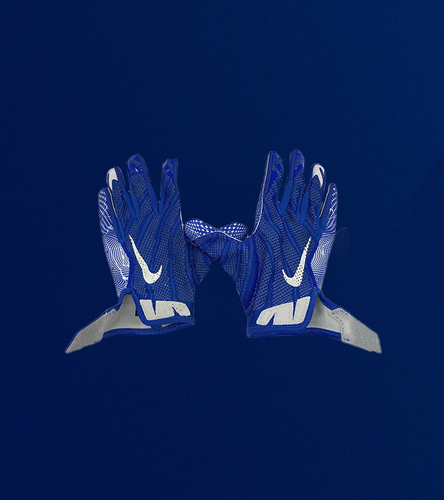 Photo of Robert Woods Game Used Gloves - (1/3/2021 VS. Arizona Cardinals)