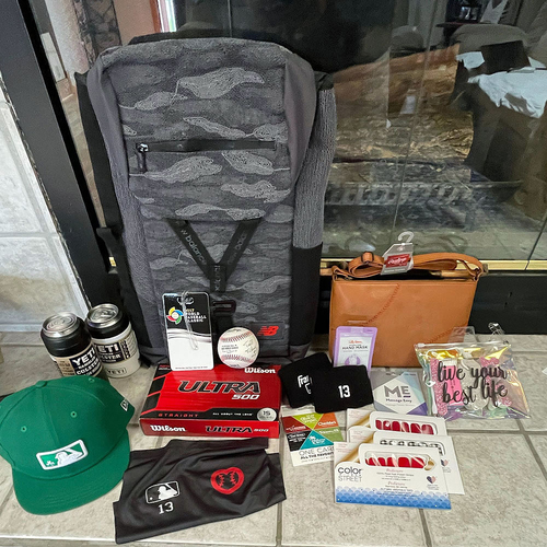 Photo of UMPS CARE AUCTION: Todd Tichenor Gift Basket
