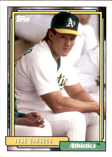 Photo of 2017 Topps Archives #272 Jose Canseco