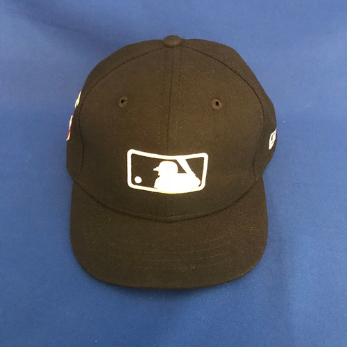Photo of UMPS CARE AUCTION: Spring Training Umpire Plate Cap Size 7 1-8